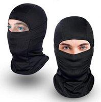 Cycling Caps & Masks Women's Balaclavas Men's Face Mask Uv Protection For Men Women Sun Hood Tactical Lightweight Ski Motorcycle Running Rid