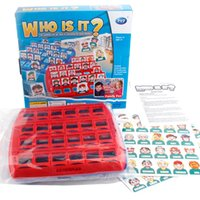 Who Is It Classic Board Game Funny Family Guessing Games Kids Children Toy Gift 875 X2