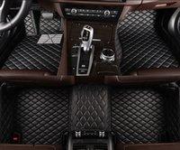 Kalaisike Tapis de plancher de voiture pour Hyundai Tous les modèles Terracan Accent Azera Lantra Elantra Tucson IX25 I30 IX35 Sonata