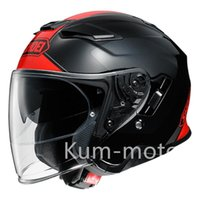 Motorcycle Helmets Open Face Shoei J-Cruise II Adagio TC-1 Helmet Riding Motocross Racing Motobike