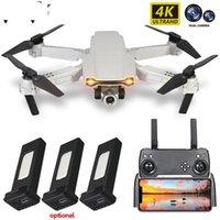 DRONE 4K HD HD mit Dual Camera Professional Wifi FPV Höhe Hold Faltbare RC Mini Quadcopter Dron Toys PK E525 PRO E88 Drohnen