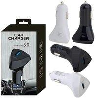 빠른 충전 자동 전원 어댑터 자동차 충전기 5V 3A 9V 2A 12V 1.5A 충전기 iPad 아이폰 7 8 삼성 S7 S8 GPS MP3