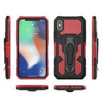 Defender Belt clip Sport Case Telefono per iPhone 12 Nota 20 Ultra A01 Core A11 A21 LG Stylo 6 Moto E