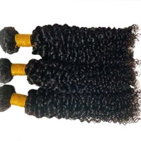 Factory wholesale 100% Full Cuticle Aligned Jerry Curly Brazilian Hair Virgin 12-28inch Huge Stock Accept Sample