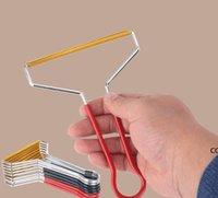 Taşınabilir Lint Sökücü Pet Saç Sökücüler Fırça Manuel Lints Rulo Kanepe Giysi Temizleme Lint-Fırça Fuzz Kumaş Tıraş Makinesi Aracı DHA7625