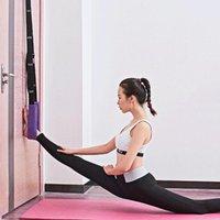 Resistance Bands Sports Belts Selling Multi-function Safety Durable Yoga Ballet Band Leg Stretcher Belt Door Split Dance Exercise Rope