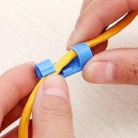 New Corder Winder Home Office Office Organisateur Filage de fixation de fil de stockage Chargeur Titulaire de câble Clips de bureau Fournitures 520 R2
