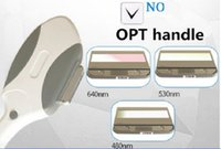 IPL-Opt-Filter Laser-Wellenplatte 430nm 480nm 530nm 560nm 590nm 640nm 690nm 750nm E-Licht-Opt-Filter