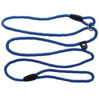 Dog Collars & Leashes Strong Nylon Pet Lead Puppy Walking Slip Collar Rope Strap Training Leash, Blue