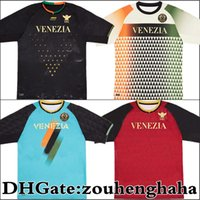 Venezia FC Aramu Busio Soccer Jersey Dritter 2021 22 Ampadu Forte Mazzocchi Maillots de Foot Okereke Henry Caldara Fiordilino Peretz Haps Ceccaroni Football Shirt Kit