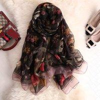 Runmeifa luxe marke 2021 neue mode sommer sitz tuch für frauen drucken lange wickel und schal hijab strand weibliche foulard