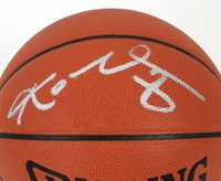 Bryant Anna imzalı imzalı imzalı oto Kapı spor toplama basketbol topu