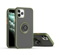 kickstand Ring Case for Moto g Play 2021 g stylus power one 5g ace holder 360 degree Case Samsung A12 A32 52 5G LG K92 Stylo 7