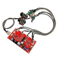 Tarjetas de sonido PT2399 Tablero de reverberación de karaoke Single Power Audio PREAMP MEZCLADOR DE CIRCUITO CON AD828