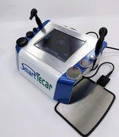 CET RET Fizyoterapi Monopolar RF Tecar Terapi Ekipmanları Sırt Ağrısı Rölyef Yüz Kaldırma Zayıflama Güzellik Makinesi