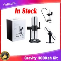 Gravity Hookah Bong kit lucency Glass Pipe Tobacco Piece Water Pipes Accessories For Bowls Dab Rig Bongs concentrate oil Smoking Filter Device Shisha