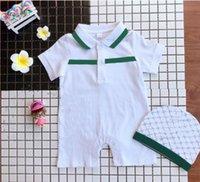 الوليد السروال القصير قبعة الطفل بنات الفتيان رومبير مصممين ملابس الاطفال حللا ل الرضع طفل بذلة القبعات الزي