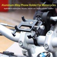 """Titulares Titulares Titulares GUB mais 6 Alumínio Liga Bike Suporte 3.5-6.2 """"Montagem universal da bicicleta do scooter da motocicleta"""