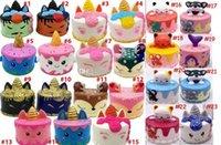 Squishy Toy Squishies Kaninchen Tiger Einhorn Kuchen Panda Ananas Bär Kuchen Meerjungfrau Slow Steigende Squeeze Nette Handy Strap Geschenk für Kinder