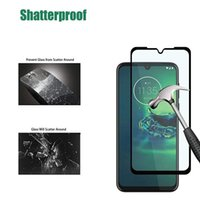 9H Tempered Glass Screen Protector for iPhone 12 Pro MAX Moto G9 Play G8 Power E E7 Plus G10 G30 G50 G100 Motorola G Stylus 2021 One 5G Ace