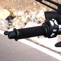 أمنية اليد ماء قبضة سخان دراجة نارية الكهربائية ساخنة القبضات يغطي الملحقات الدافئة المقاود