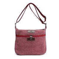 Designer Vrouwelijke Bag Casual Bdgs Schoudertassen Vrouwen Messenger Dames Handtas Canvas Tassen Clutch Purse Crossbody handbag6GJ1