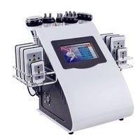 40K 초음파 지방 흡입 캐비테이션 진공 슬리밍 RF 지방 감소 피부 리프팅 미용 장비 체중 감량 기계