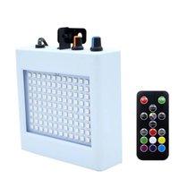 108 LED 혼합 깜박이 무대 조명 원격 사운드 축제 파티 램프에 대 한 활성 디스코 빛 KTV 스트로브 조명