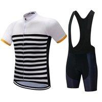 Yarış Setleri 2021 Yaz Erkekler Pro Bisiklet Jersey Önlüğü Seti Moto Çapraz Triatlon Maillot Culotte Bisiklet Gömlek Şort