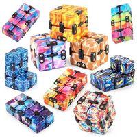 Mini Puzzle Belastung Angst Angst Spielzeug Partei Favor Infinite Cube Flip Pocket Cubes Für Erwachsene Kind Familie Dekompression Spielzeug GYQ