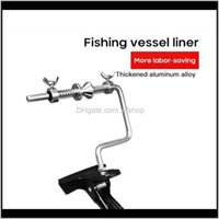 Baitcasting Reels Portable Winder System Reel Line Spooler Vacuum Spooling Fishing Winding Tackle Tools Accessories Ywvud Fwk5S