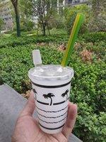 새로운 유리 봉 컵 워터 파이프 흡연 파이프 오일 장비 돔 및 네일 유리 버블 러 물 담뱃대 유리 420Bong 가게