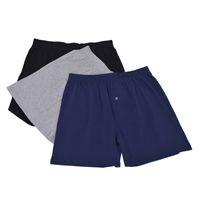 Les sous-vêtements pour hommes enveloppent la racine ouverte bouton boxeur pantalons 3