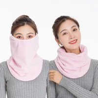 3 Warm 1 Winter Mask Neck Gaiter Women In Bandana Ear Protection Face Thicken For Outdoor Cycling Riding Kimter-B239F Headwear Tube 2 R2