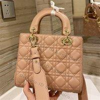 고품질 어깨 레이디 가방 2021 Luxurys 디자이너 가방 20cm 메신저 여성 totes 패션 클래식 핸드백 인쇄 크로스 바디 클러치 지갑 핸드백 Bagpalace