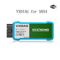 Для 5054A диагностический инструмент USB и WiFi версия ECU ключевое программирование автоматического сканера Дополнительные инструменты