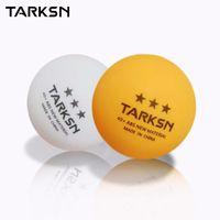 Tarksn 3 스타 탁구 공 10pcs 40 + mm ABS 소재 탁자 테니스 공 도매