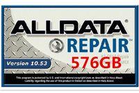 ALLDATA Auto Repair Software Toutes les données V10.53 + ATSG + Vivid avec support technique pour voitures et camions HDD USB 3.0 750 Go