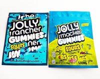 Disponibile Pronto per la spedizione Gummy Borse Gummy Sacchetti di caramelle alimentari Imballaggio alimentare Jolly Rancher Gummies Gummies Aid 3.5g Bag Mylar