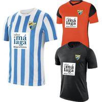 21 22 Malaga Soccer Jerseys Málaga 2021 2021 K. Bare Juanpi Adrian CF كرة القدم قميص بار كاساس Juankar Camiseta de Fútbol Juande Jersey Hombres Homebres Oryms
