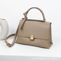 Duffel Bags High Quality Female Shoulder Bag Women Designer Handbag Hobo Tote Genuine Leather Large Crossbody Ladies