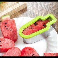 Kitchen, Dining Bar Home & Gardendiy Creative Multifunctional Watermelon Slicer Cutter Cookie Mold Kitchen Chopper Diy Tools Vegetable Fruit