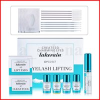 Lakerain Mini Eyelash Perming Kit Lashes Curling lifting Cil...