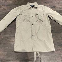 Topstoney Konng Gonng 패션 브랜드 고품질 재킷 봄과 가을 새로운 접이식 저장 가방 얇은 코트 윈드 브레이커