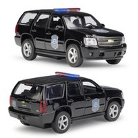 판매 136 Chevrolet 2008 타호 합금 자동차 모델 자격 금속 끌어 당겨 자동차 모델 차일드 장난감 선물