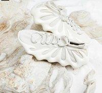 سحابة بيضاء 450 توريد كاني الاحذية الغرب الرجال النساء الأسود الأعلى مريحة عارضة الأحذية حذاء رياضة 36-45ZEK5 #