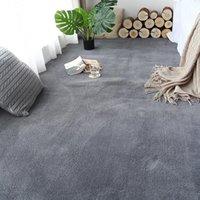 Carpets Custom Size Super Soft Solid Color For Living Room Children's Tatami Bedroom Carpet Rug Bedside Home Decor Floor Mat