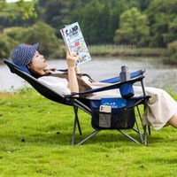 Camp Furniture Outdoor Folding Deck Chair Portable Ultra Light Fishing Beach Camping Director Art Student Backrest Small Stool