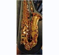 1: 1 Riferimento 54 Alto Saxophone Mint Conditi E Brass Brass Antique Simulazione in rame Sax originale ristrutturato