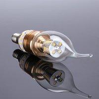 Ampuller Süper Parlak Yukarı ve Aşağı Işık Yayan Şemsiye Ampul AC175-265V 10 W 12 W E14 LED Mum Sıcak Soğuk Beyaz Işık Ev Aydınlatma